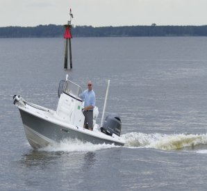 Pamlico Insurance Services provides insurance products for charter vessels. role=